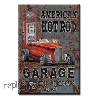 MAGNET LEGENDS HOT ROD