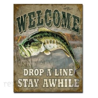 EDULE WELCOME BASS FISHING