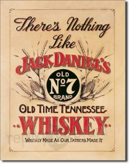 Cedule Jack Daniels - Nothing Like