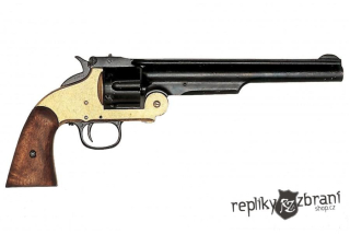 Revolver Smith & Wesson, 1869