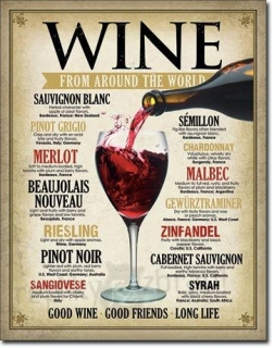 cedule Wine Around the World